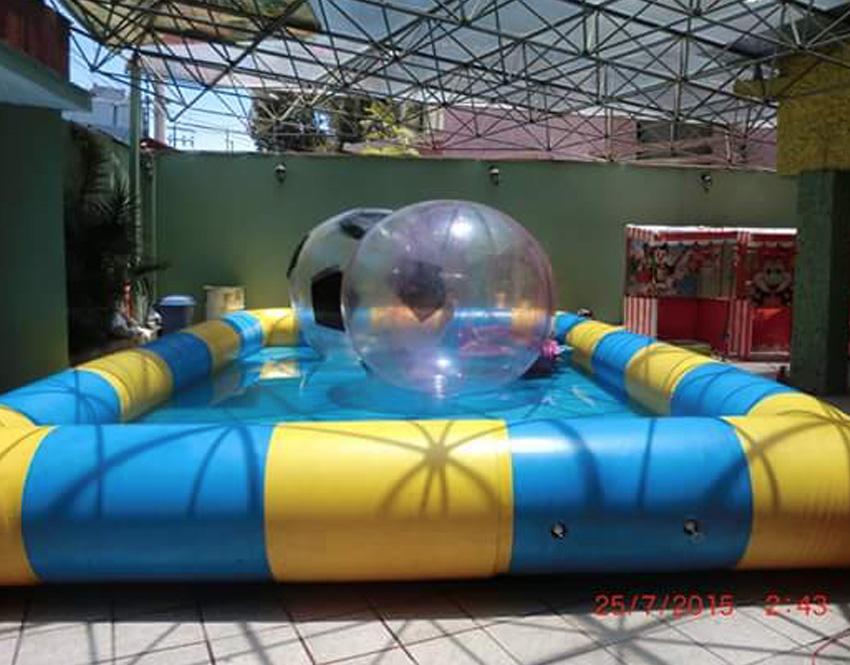 Pelotas gigantes | Zorb ball | Eurobungy | Bumper balls